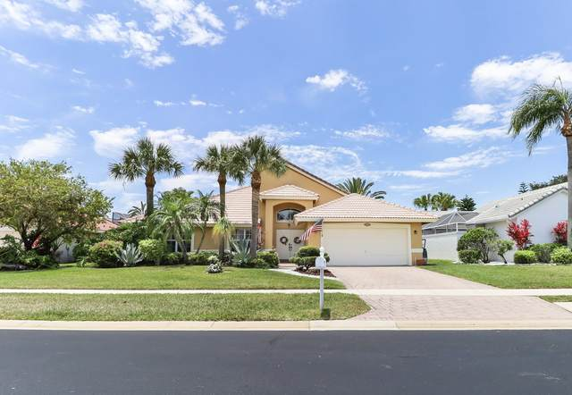 6077 Slice Court, Boynton Beach, FL 33437 (#RX-10719811) :: Michael Kaufman Real Estate
