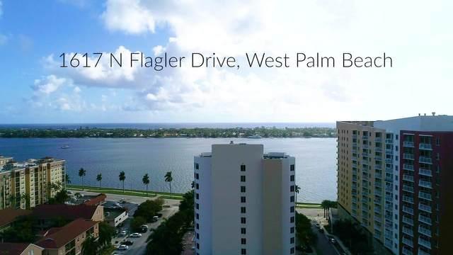 1617 N Flagler Drive #603, West Palm Beach, FL 33407 (#RX-10719823) :: Baron Real Estate