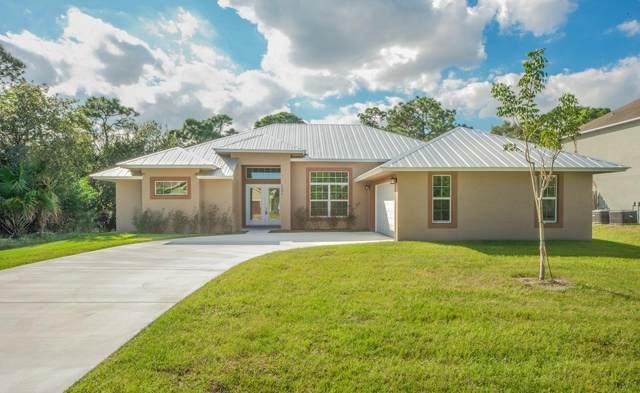 2219 SW Salmon Road, Port Saint Lucie, FL 34953 (#RX-10719859) :: Michael Kaufman Real Estate