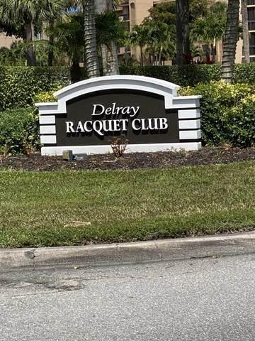 955 Dotterel Road #2103, Delray Beach, FL 33444 (#RX-10719883) :: The Rizzuto Woodman Team
