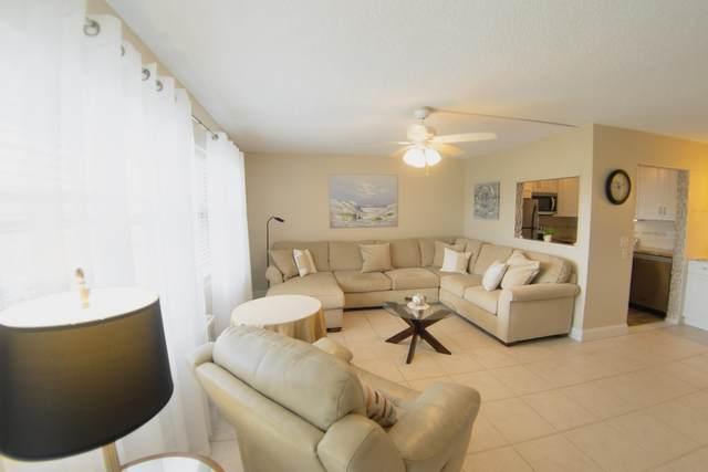 210 Horizons E #203, Boynton Beach, FL 33435 (#RX-10719928) :: The Power of 2 | Century 21 Tenace Realty