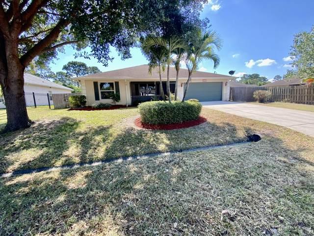 3291 SW Constellation Road, Port Saint Lucie, FL 34953 (#RX-10719968) :: Treasure Property Group