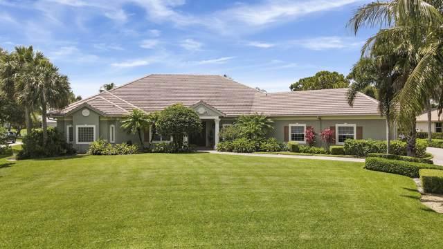 11700 Blackwoods Lane, Palm Beach Gardens, FL 33412 (#RX-10719987) :: Michael Kaufman Real Estate