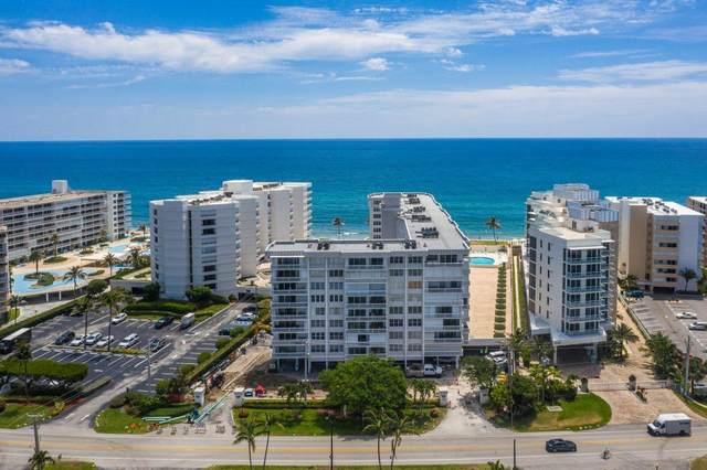3570 S Ocean Boulevard #212, South Palm Beach, FL 33480 (#RX-10720010) :: Heather Towe | Keller Williams Jupiter