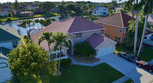 9118 Indian River Run, Boynton Beach, FL 33472 (#RX-10720040) :: Michael Kaufman Real Estate