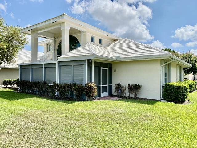 434 SW Fairway Landing(S), Saint Lucie West, FL 34986 (#RX-10720093) :: Michael Kaufman Real Estate