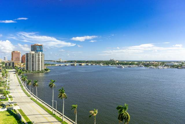 1701 S Flagler Drive #1201, West Palm Beach, FL 33401 (#RX-10720123) :: The Power of 2   Century 21 Tenace Realty