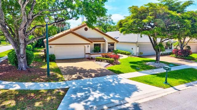 21356 Bridge View Drive, Boca Raton, FL 33428 (#RX-10720130) :: Michael Kaufman Real Estate