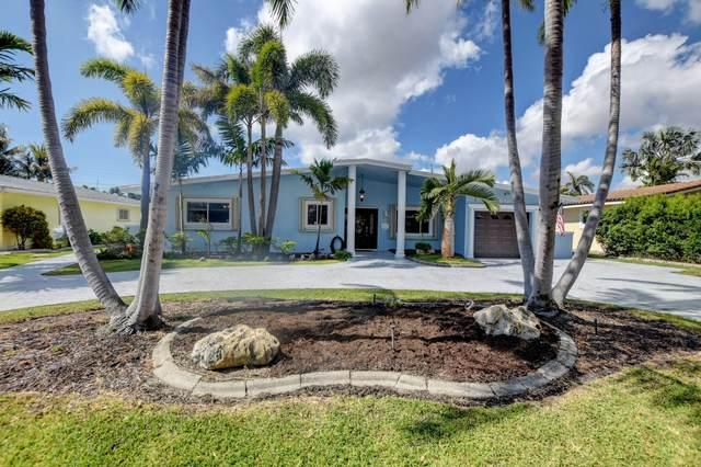1256 SE 8 Street, Deerfield Beach, FL 33441 (#RX-10720132) :: Michael Kaufman Real Estate