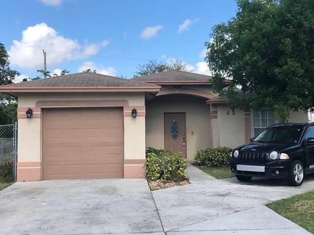 46 NW 13th Avenue, Delray Beach, FL 33444 (#RX-10720183) :: Michael Kaufman Real Estate