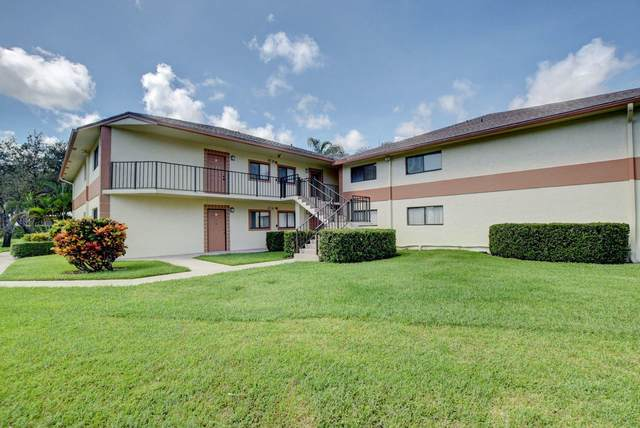 15401 Pembridge Avenue #5, Delray Beach, FL 33484 (#RX-10720185) :: Heather Towe | Keller Williams Jupiter