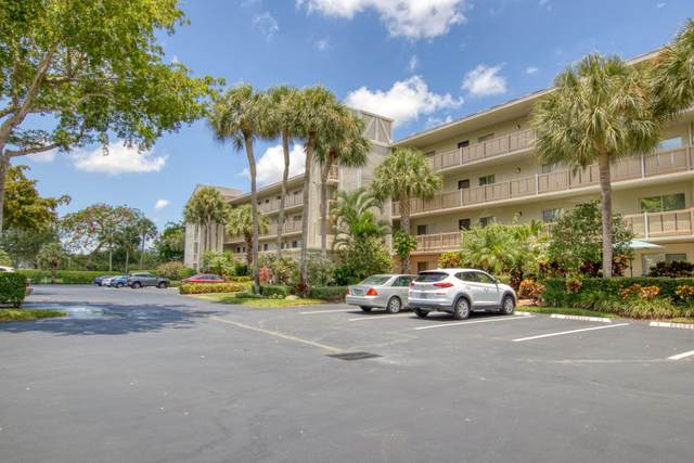 14310 Strathmore Lane #403, Delray Beach, FL 33446 (#RX-10720193) :: Michael Kaufman Real Estate