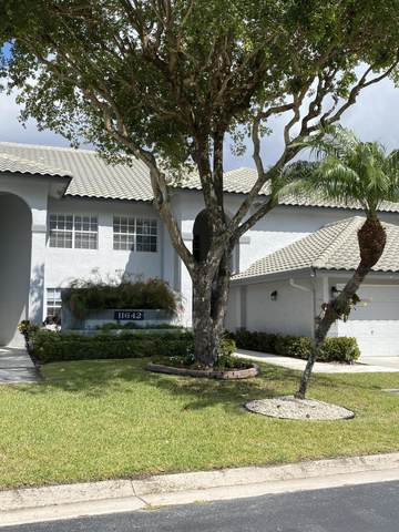 11642 Briarwood Circle #4, Boynton Beach, FL 33437 (#RX-10720198) :: The Reynolds Team | Compass