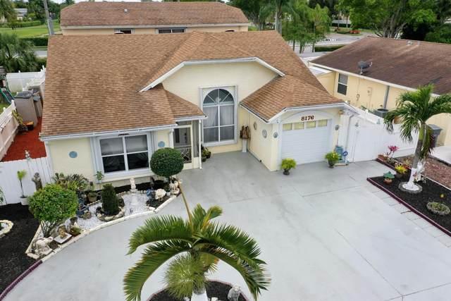 8176 Scenic Turn, Boca Raton, FL 33433 (#RX-10720201) :: Michael Kaufman Real Estate
