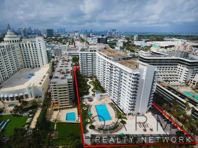 100 Lincoln Road #1524, Miami Beach, FL 33139 (MLS #RX-10720215) :: Castelli Real Estate Services