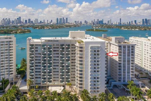 1200 West Avenue #1516, Miami Beach, FL 33139 (#RX-10720220) :: Dalton Wade