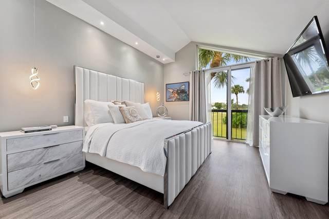3801 Bridgewood Drive #3801, Boca Raton, FL 33434 (MLS #RX-10720270) :: Berkshire Hathaway HomeServices EWM Realty