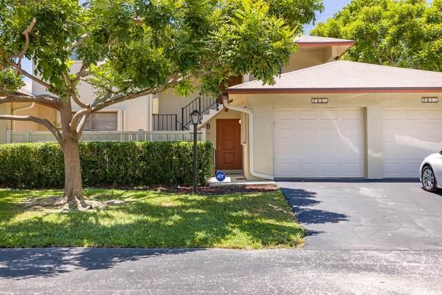 3951 NE 17th Avenue #702, Pompano Beach, FL 33064 (#RX-10720275) :: DO Homes Group