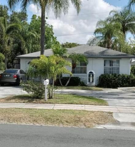 609 SW 10th Street, Delray Beach, FL 33444 (#RX-10720302) :: Michael Kaufman Real Estate