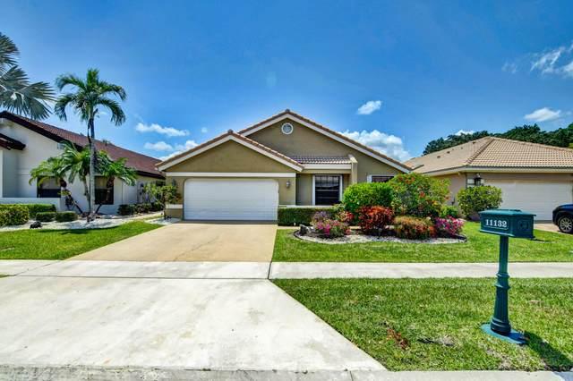 11132 Clover Leaf Circle, Boca Raton, FL 33428 (#RX-10720364) :: Michael Kaufman Real Estate