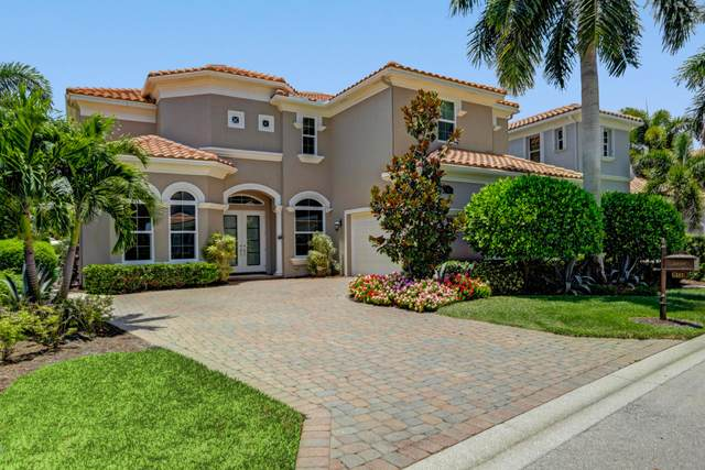 117 Siesta Way, Palm Beach Gardens, FL 33418 (#RX-10720368) :: Michael Kaufman Real Estate