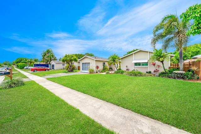 9583 SW 13th Place, Boca Raton, FL 33428 (#RX-10720395) :: Michael Kaufman Real Estate