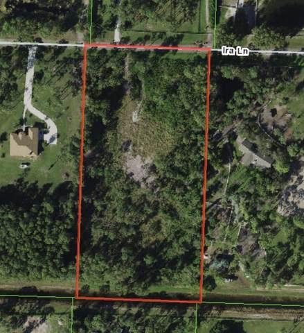11232 Ira Lane, Lake Worth, FL 33449 (#RX-10720465) :: Michael Kaufman Real Estate