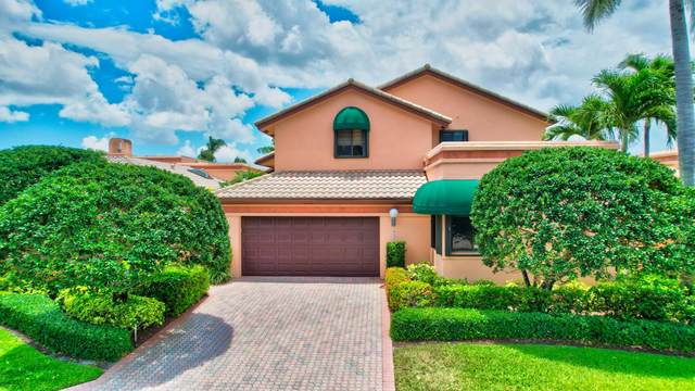 6469 Via Rosa, Boca Raton, FL 33433 (#RX-10720489) :: Michael Kaufman Real Estate