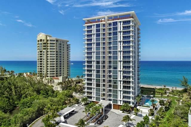 5000 N Ocean Drive #1701, Singer Island, FL 33404 (MLS #RX-10720503) :: Castelli Real Estate Services