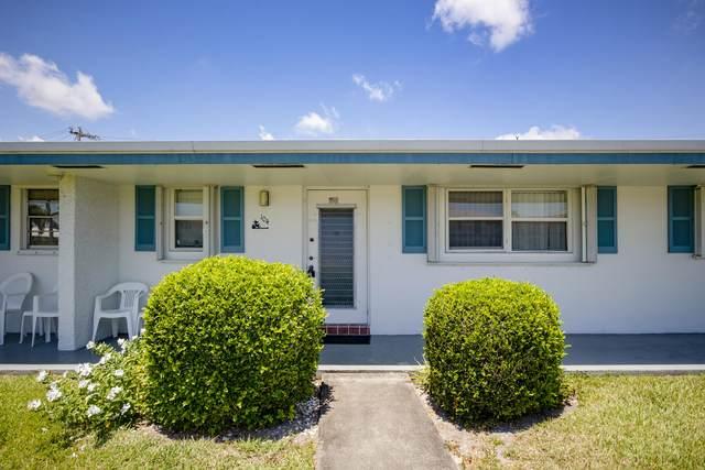 1119 Lake Terrace #104, Boynton Beach, FL 33426 (#RX-10720505) :: The Rizzuto Woodman Team