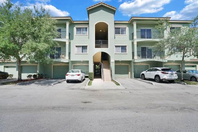 340 Crestwood Circle #307, Royal Palm Beach, FL 33411 (#RX-10720553) :: Heather Towe   Keller Williams Jupiter