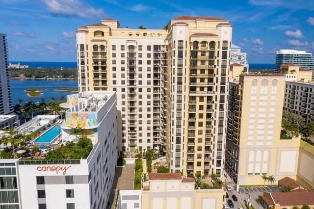 701 S Olive Avenue #1525, West Palm Beach, FL 33401 (#RX-10720583) :: Dalton Wade