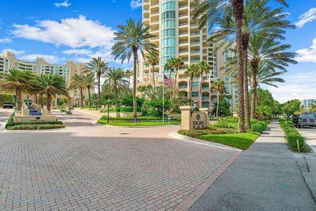 3700 S Ocean Boulevard #206, Highland Beach, FL 33487 (#RX-10720650) :: The Power of 2 | Century 21 Tenace Realty