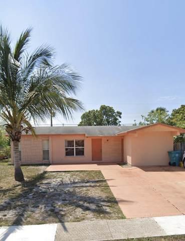 2671 NW 1st Street, Boynton Beach, FL 33435 (MLS #RX-10720656) :: Castelli Real Estate Services