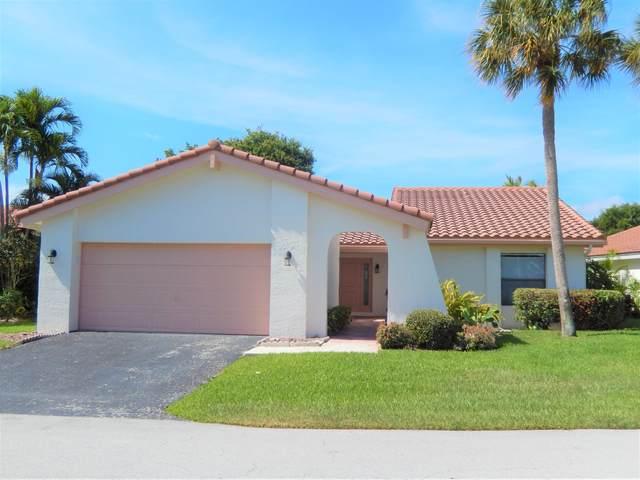 5541 Lakeview Mews Terrace, Boynton Beach, FL 33437 (#RX-10720676) :: Michael Kaufman Real Estate