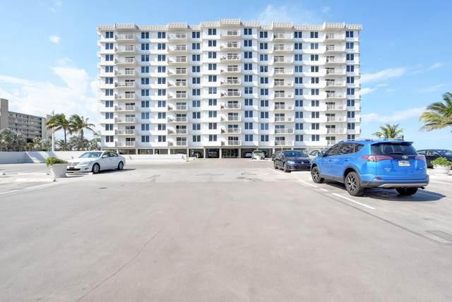 3301 S Ocean Boulevard #901, Highland Beach, FL 33487 (#RX-10720718) :: The Power of 2 | Century 21 Tenace Realty
