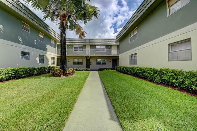 262 Flanders F 262F, Delray Beach, FL 33484 (#RX-10720725) :: Michael Kaufman Real Estate