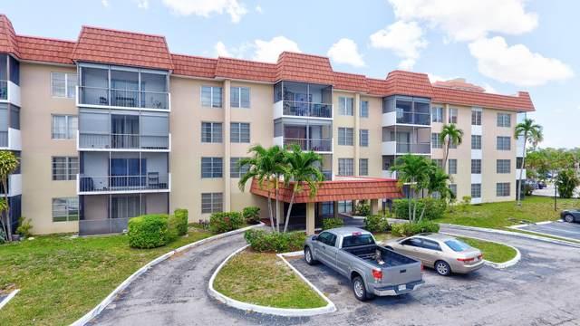 4170 Inverrary Drive #211, Lauderhill, FL 33319 (MLS #RX-10720734) :: Castelli Real Estate Services