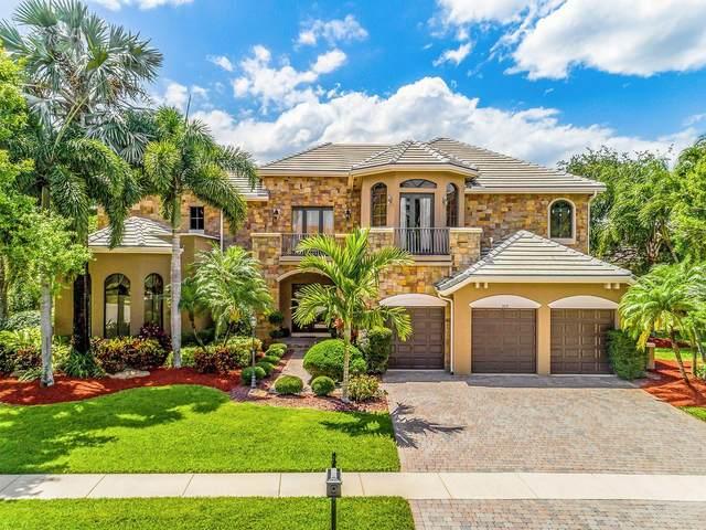 3519 Palais Terrace, Wellington, FL 33449 (#RX-10720751) :: Michael Kaufman Real Estate