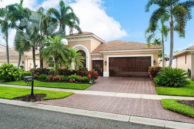 8096 Laurel Ridge Court, Delray Beach, FL 33446 (#RX-10720767) :: Michael Kaufman Real Estate
