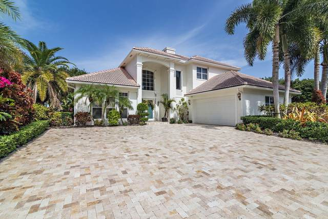 125 Pembroke Drive, Palm Beach Gardens, FL 33418 (#RX-10720777) :: Michael Kaufman Real Estate