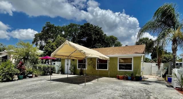 122 E 22nd Court, Riviera Beach, FL 33404 (#RX-10720817) :: Michael Kaufman Real Estate