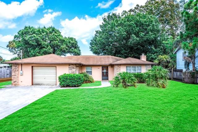 5604 Birch Drive, Fort Pierce, FL 34982 (#RX-10720838) :: Michael Kaufman Real Estate