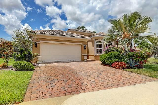 9622 Positano Way, Lake Worth, FL 33467 (#RX-10720909) :: Michael Kaufman Real Estate