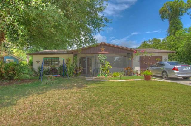 5307 Hickory Drive, Fort Pierce, FL 34982 (#RX-10720918) :: Michael Kaufman Real Estate