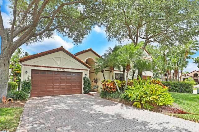 23485 S Mirabella Circle South, Boca Raton, FL 33433 (#RX-10720931) :: Michael Kaufman Real Estate