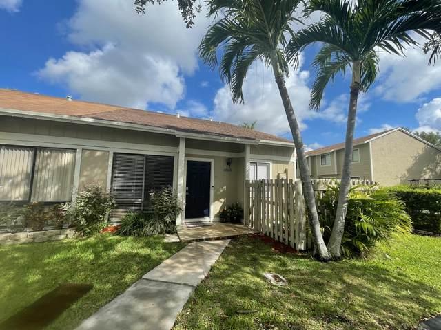 3681 NW 111 Avenue, Sunrise, FL 33351 (MLS #RX-10720996) :: Castelli Real Estate Services