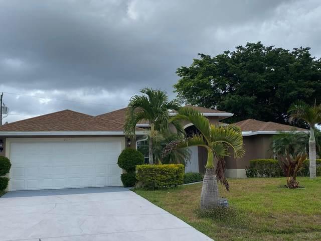 2043 SW Mcallister Lane, Port Saint Lucie, FL 34953 (MLS #RX-10721005) :: Castelli Real Estate Services