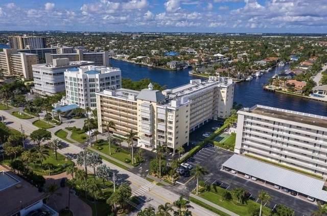 3114 S Ocean Boulevard #706, Highland Beach, FL 33487 (#RX-10721060) :: The Power of 2 | Century 21 Tenace Realty