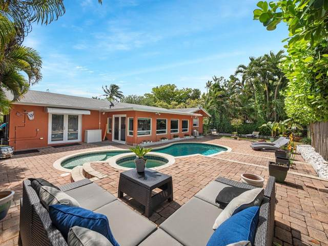 501 NE Spanish Court, Boca Raton, FL 33432 (#RX-10721094) :: Michael Kaufman Real Estate